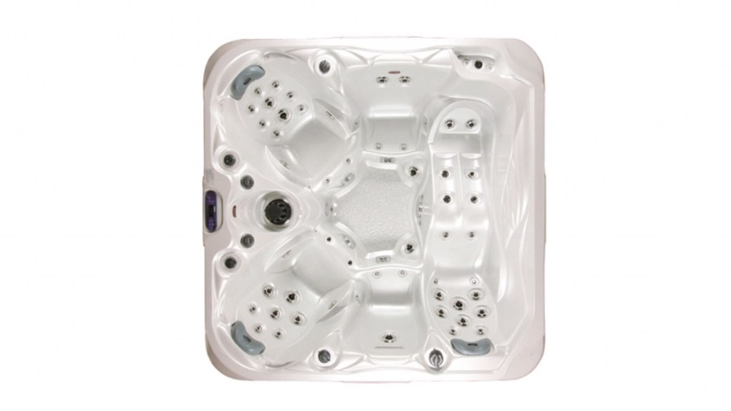 Oceanus Whirlpool Design Spa DS 200 Image