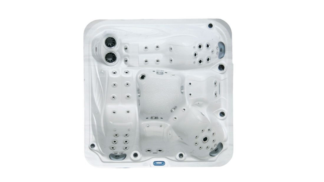 Oceanus Whirlpool Design Spa DS 400 Image